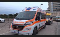 covid sempre emergenza nuove file di ambulanze al brotzu