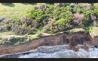 porto torres erosione costiera il mare divora il litorale di platamona