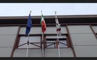 muravera il sindaco col badge timbra l ingresso in municipio