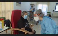 tortol iniziata la vaccinazione per i centenari della blue zone
