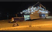trasporto marittimo convenzione in scadenza da luned a terra