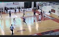 basket femminile dinamo 2 a fine campionato in a2 sarde in trasferta