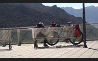nuoro pasquetta per ciclisti solo due ruote in cima all ortobene