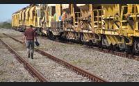 oristano il treno arriva al porto venerd il test sul raccordo ferroviario