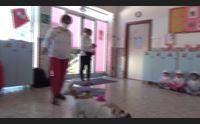 gonnosfanadiga dog therapy nella scuola materna del sacro cuore