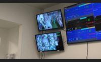 sassari nella nuova terapia intensiva occupata la met dei posti letto