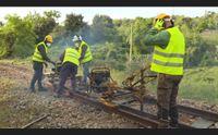 lanusei al via le manutenzioni sulla linea del trenino verde