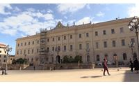 sassari salvi gli affreschi dell 800 di sala sciuti inagibile da 8 anni