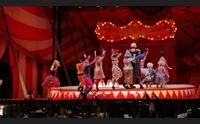 cagliari la vedova allegra del lirico un circo colorato e raffinato