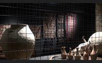 sassari riapre il museo sanna l esposizione di costumi firmata da antonio marras