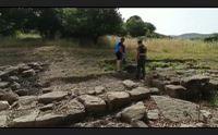 nughedu san nicol gli scavi restituiscono un bronzetto perfettamente conservato