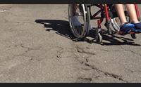 torre grande passerelle inadeguate spiaggia off limits per i disabili