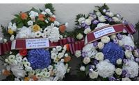 orosei funerali di stato e lutto cittadino per il poliziotto eroe