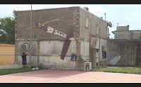 bari sardo gli artisti di strada abbelliscono il centro storico