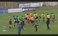 calcio serie c l olbia battuta in casa dal modena 3 a 0